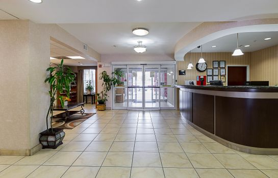 Hotelhalle MainStay Suites Texas Medical Center/Reliant Park