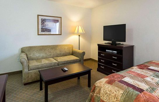 Suite MainStay Suites Texas Medical Center/Reliant Park