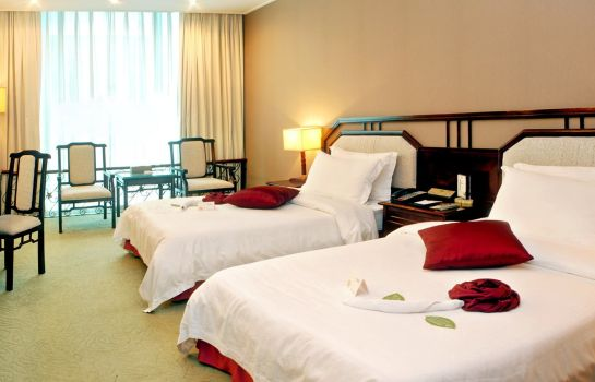 Chambre double (standard) Nanning Hotel