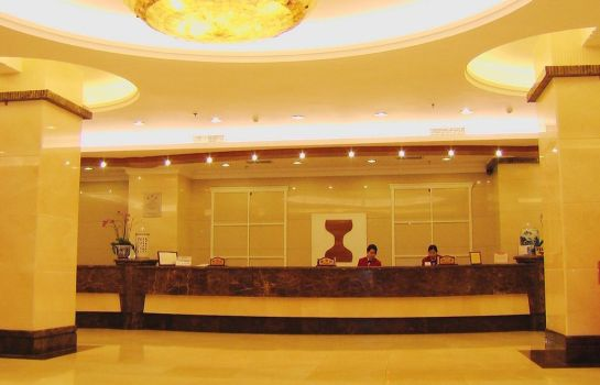 Lobby GUANGSHEN BUSINESS HOTEL