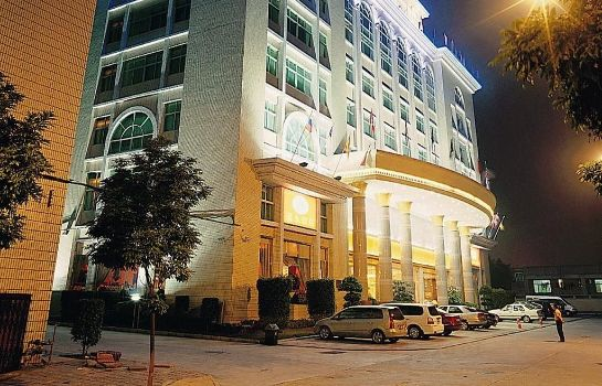 Exterior view Shenzhen Jiayi Business Hotel