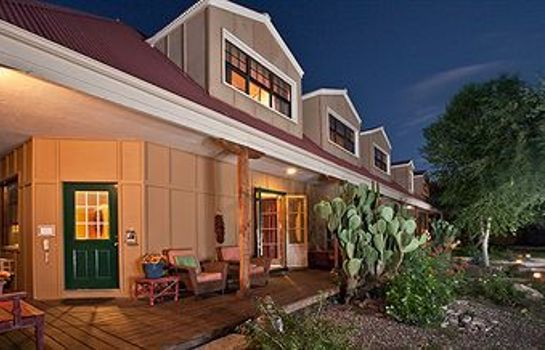 Buitenaanzicht Tubac Country Inn