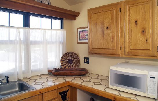 Keuken in de kamer Tubac Country Inn