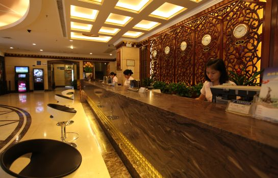 Hol hotelowy BOSTAN BUSINESS HOTEL