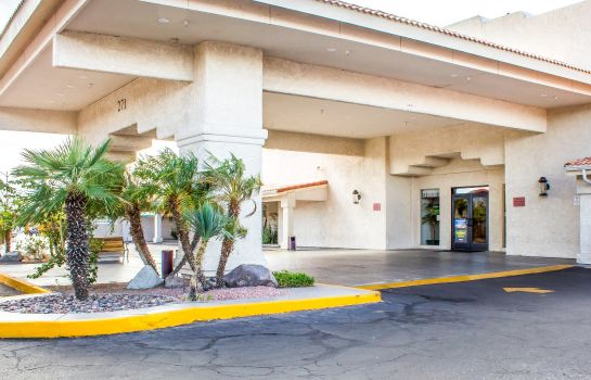 Exterior view Quality Inn and Suites Lake Havasu City Quality Inn and Suites Lake Havasu City