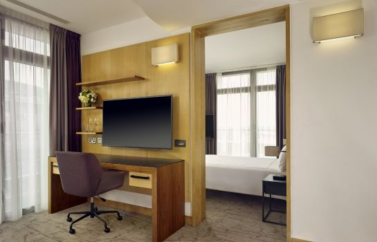 Suite Park Plaza County Hall London