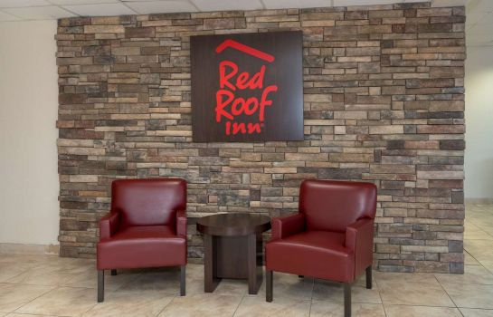 Hol hotelowy Red Roof Inn Mobile North - Saraland