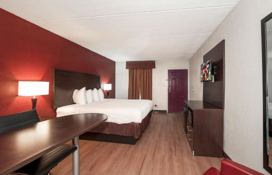 Zimmer Red Roof Inn Mobile North - Saraland