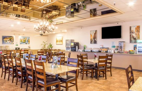 Restaurante Quality Inn & Suites Lake Havasu City