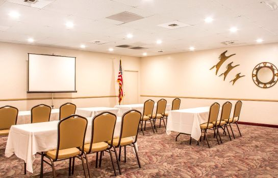 Conference room Quality Inn and Suites Lake Havasu City Quality Inn and Suites Lake Havasu City