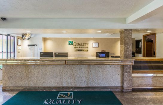 Hotelhalle Quality Inn and Suites Bakersfield