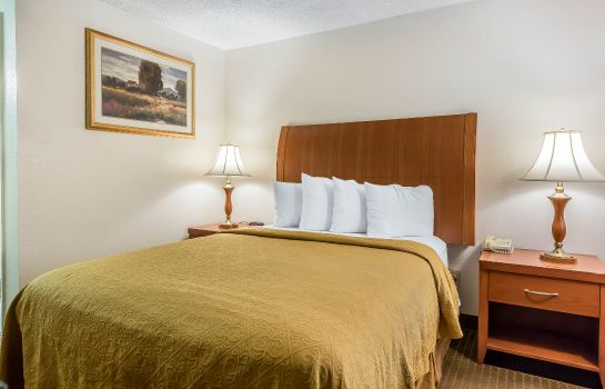 Zimmer Quality Inn & Suites Bakersfield