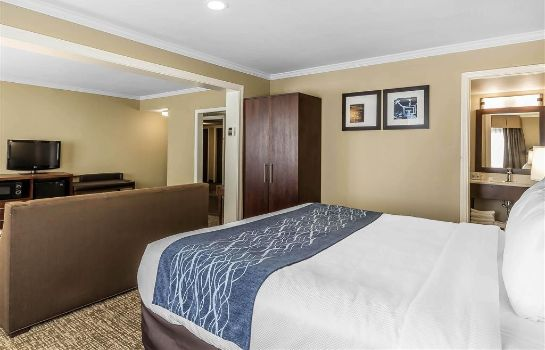 Suite Comfort Inn Sunnyvale - Silicon Valley