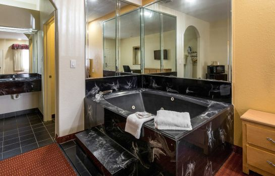 Chambre Rodeway Inn & Suites Houston