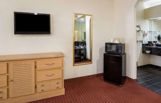Room Rodeway Inn & Suites Houston