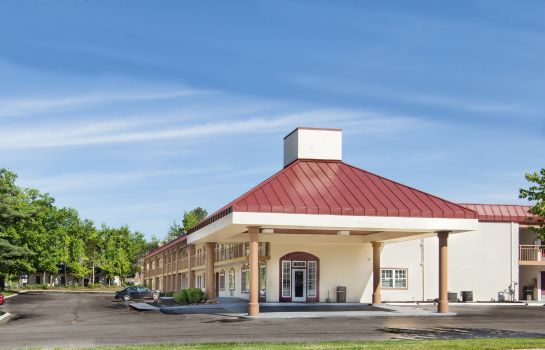 Widok zewnętrzny Red Roof Inn Knoxville North - Merchants Drive