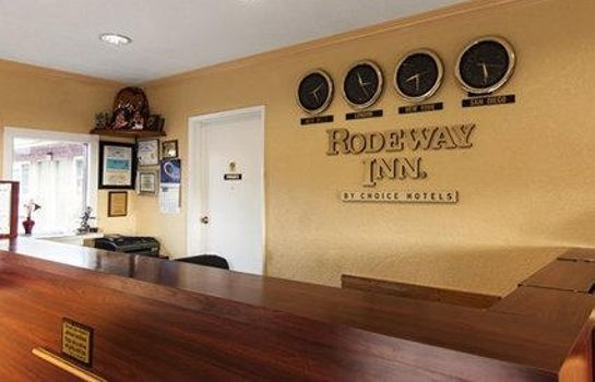 Hotelhalle Rodeway Inn National City San Diego South