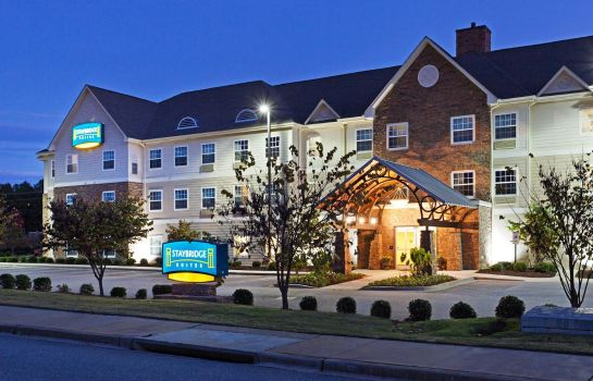 Außenansicht Staybridge Suites GREENVILLE I-85 WOODRUFF ROAD