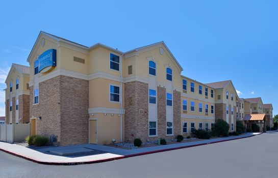 Vista esterna Staybridge Suites ALBUQUERQUE NORTH