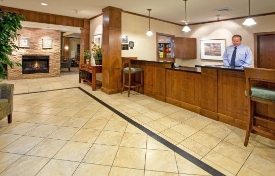 Lobby Staybridge Suites ALBUQUERQUE NORTH