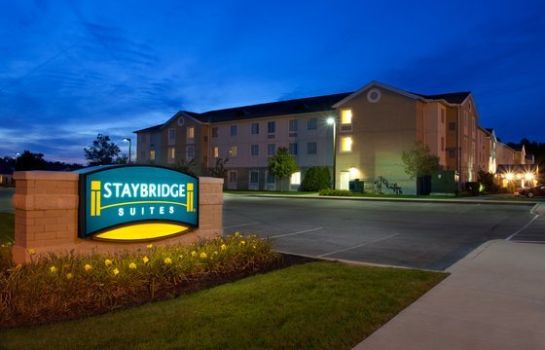 Außenansicht Staybridge Suites CLEVELAND MAYFIELD HTS BEACHWD
