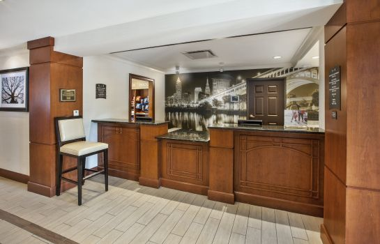 Lobby Staybridge Suites CLEVELAND MAYFIELD HTS BEACHWD