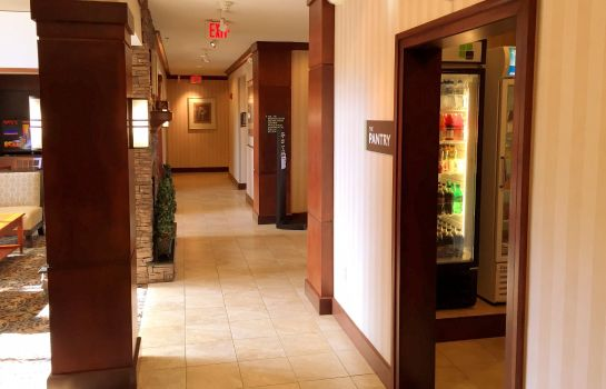 Hotelhalle Staybridge Suites DETROIT - NOVI