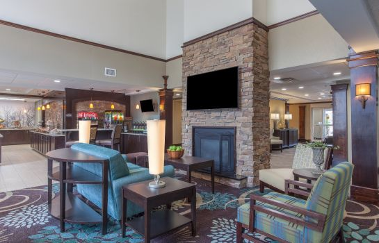 Vestíbulo del hotel Staybridge Suites GREENVILLE I-85 WOODRUFF ROAD