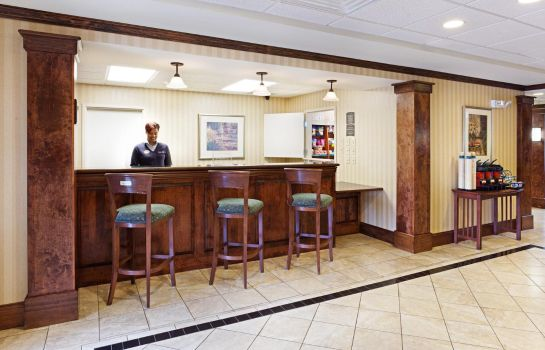 Hotelhalle Staybridge Suites GREENVILLE I-85 WOODRUFF ROAD