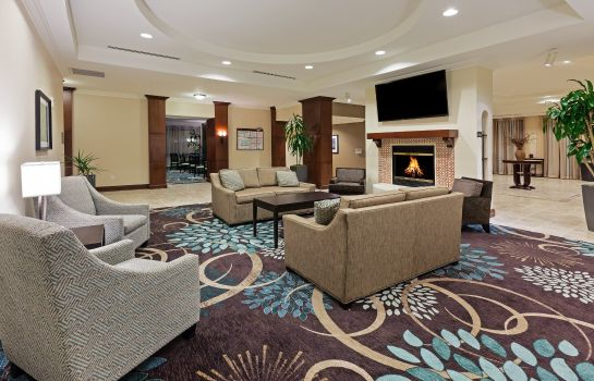Lobby Staybridge Suites SAN ANTONIO DOWNTOWN CONV CTR