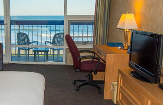 Außenansicht Holiday Inn Express NAGS HEAD OCEANFRONT