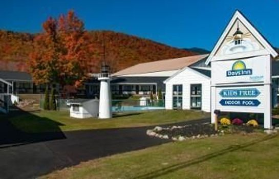 Vista esterna Days Inn Lincoln NH
