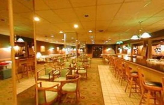 Bar del hotel Days Inn Lincoln NH