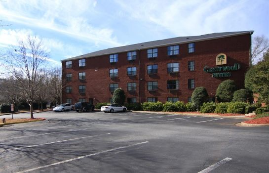 Pokój CRESTWOOD SUITES OF MARIETTA-TOWN CENTER