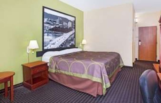 Zimmer Super 8 by Wyndham Chattanooga/Hamilton Place