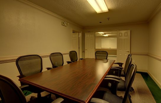 Sala konferencyjna CRESTWOOD SUITES OF MARIETTA-TOWN CENTER