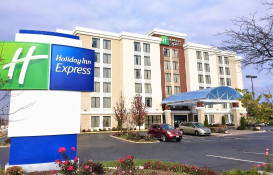 Exterior view Holiday Inn Express CHICAGO NW - ARLINGTON HEIGHTS