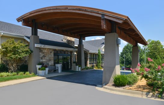 Außenansicht Holiday Inn LITTLE ROCK WEST - CHENAL PKWY