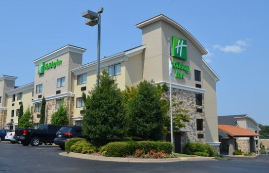 Vue extérieure Holiday Inn LITTLE ROCK WEST - CHENAL PKWY