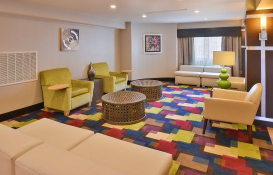 Hall de l'hôtel Holiday Inn LITTLE ROCK WEST - CHENAL PKWY