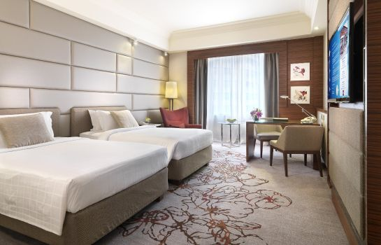 Zimmer One World Hotel