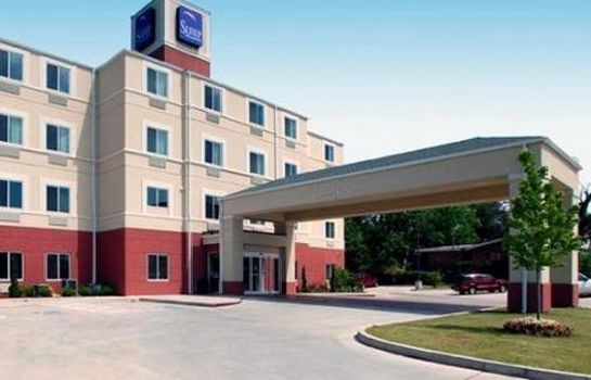 Außenansicht Sleep Inn & Suites Oklahoma City