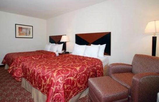 Hotelhalle Sleep Inn & Suites Oklahoma City