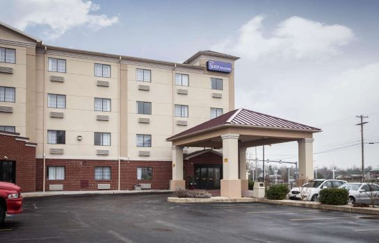 Exterior view Sleep Inn and Suites