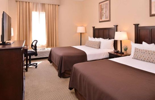 Zimmer BEST WESTERN PLUS FRONTIER INN