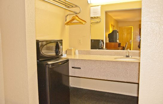 Bagno in camera San Augustine Inn