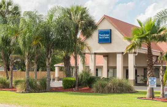 Exterior view TRAVELODGE INN JACKSONVILLE
