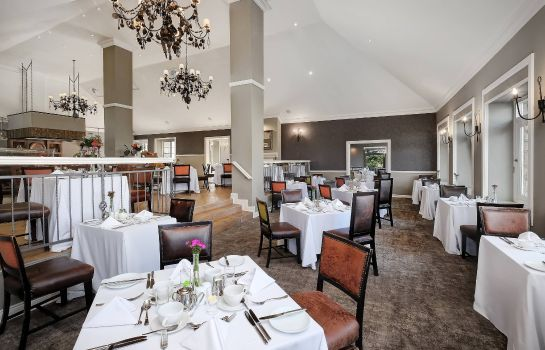 Ristorante African Pride Mount Grace Country House & Spa Autograph Collection