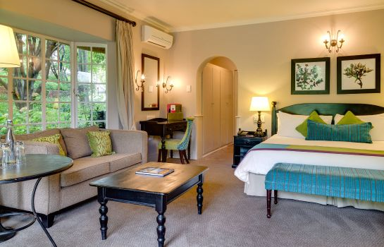 Habitación African Pride Mount Grace Country House & Spa Autograph Collection