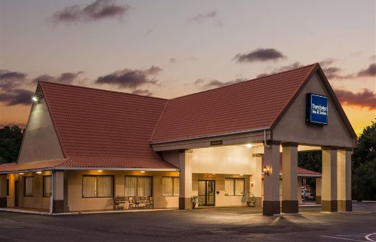 Vue extérieure Travelodge Inn & Suites by Wyndham Jacksonville Airport